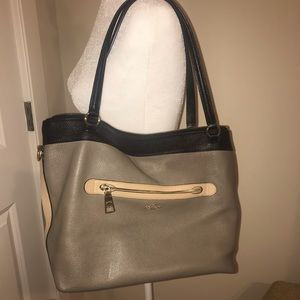 Coach Colorblock Tyler Tote